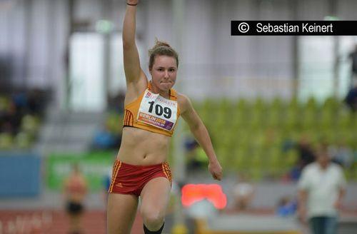 Baden-Württembergische U18-Hallenmeisterschaften im Sindelfinger Glaspalast