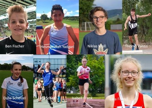 Sprint-Challenge-Serien U14 und U16 erfolgreich beendet