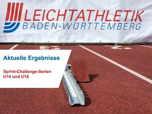 Ergebnisse der Sprint-Challenge-Serien U14 und U16