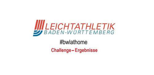 #bwlathome Sprint-Challenge – Ergebnisse