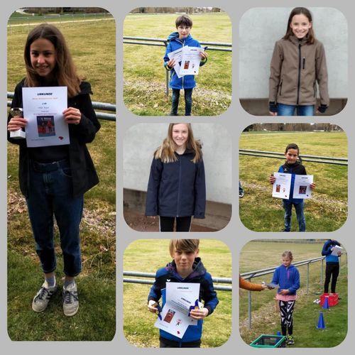 """Projekt """"Meine Schule/Verein: LÄUFT!"""" erfolgreich durchgeführt"""