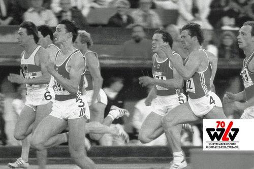 Die Leichtathletik-EM 1986: alle Erwartungen wurden übertroffen