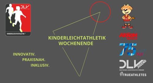 Kinderleichtathletik-Wochenende des DLV – Innovativ. Praxisnah. Inklusiv.