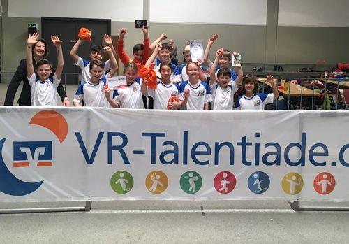 Ulm eröffnet VR-Talentiade-Saison 2018